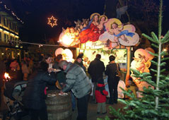 Adventmarkt am Wolfgangsee